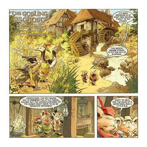 Mouse Guard Legends Of The Guard Vol 1 Graphic Novel Ebooke Book preview of mouse guard legends of the guard vol 3 1