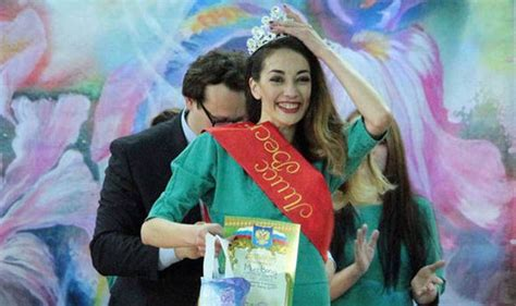 Beauty Sweepstakes - miss spring drug dealer years wins beauty contest inside russian jail world news