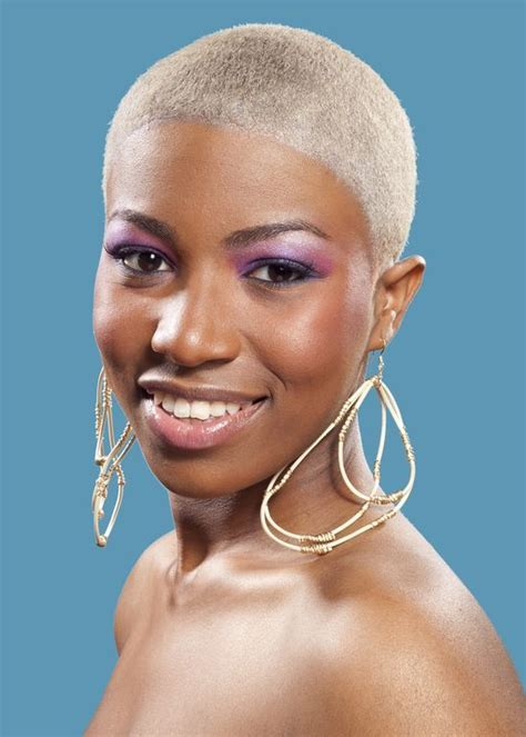 bias hair african american haircut beautiful and sexy short natural hairstyles for black