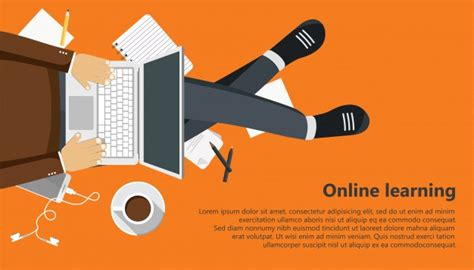 design online learning online education vectors photos and psd files free download