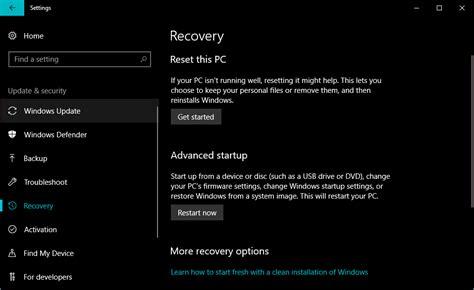windows resetting error blue screen of death error in windows 10 how to fix it