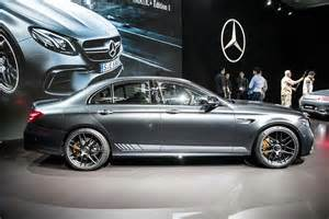 2018 mercedes amg e63 e63s unveiled ahead of l a debut
