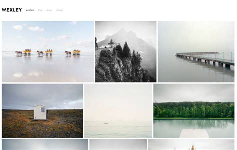 How To Choose The Best Squarespace Template The Only Three Tips You Ll Need Design Milk Squarespace Artist Templates