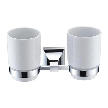 Heritage Chancery Double Tumbler Holder Victorian Heritage Bathroom Accessories