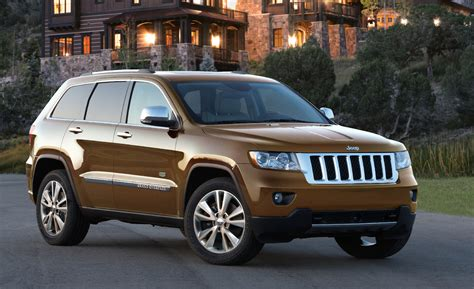 jeep suv 2011 jeep turns 70 celebrates with anniversary editions