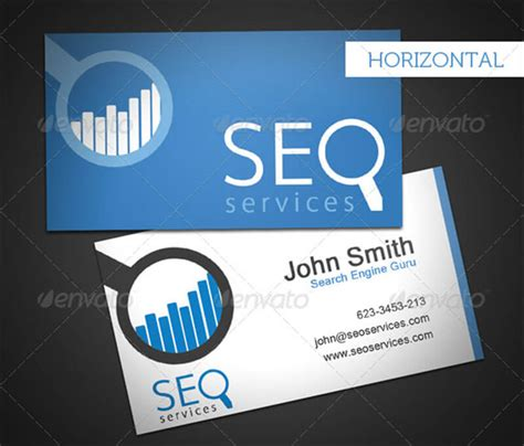 services business card template 14 it services business card templates free printable