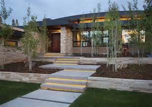 Landscape Lighting Ideas Front Yard 7 Landscaping Ideas For Your Front Yard Contemporist