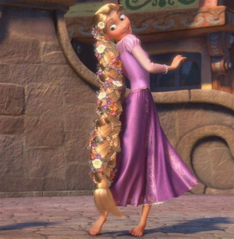 Picture Of Rapunzel Braided Hair rapunzel with braid search disney princesses