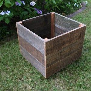 best 25 planter box plans ideas on wooden