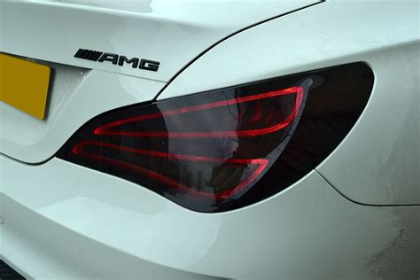 Tinted Lights by Mercedes C63 Amg Tinted Rear Lights Reforma Uk