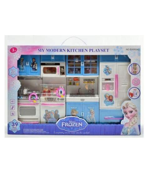 Kitchen Frozen Set frozen kitchen set buy frozen kitchen set at low price snapdeal