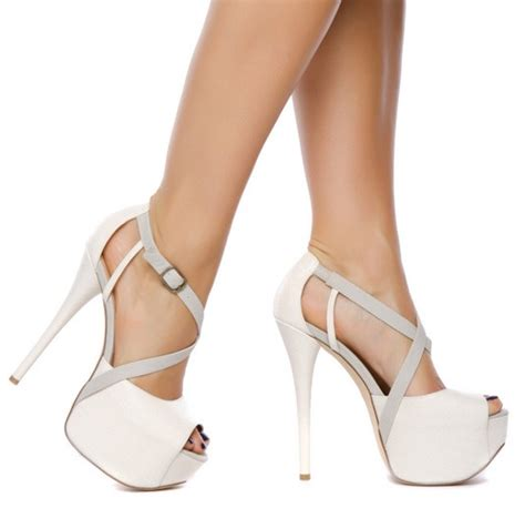 flattering platform high heel prom shoes 10869598 prom