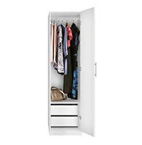 alta narrow wardrobe closet right door 2 interior