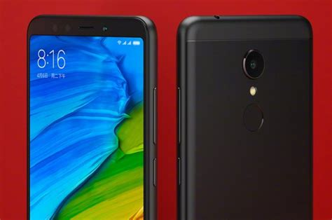 Update Hp Xiaomi Redmi this is the redmi 5 and redmi 5 plus soyacincau