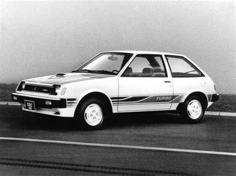 In Memoriam Mitsubishi Colt 1400 Turbo Aronline