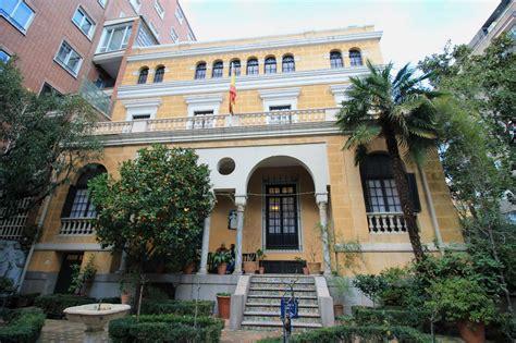 casa sorolla madrid tandem cultural program museo sorolla learn spanish in