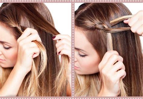 imagenes otoño 2014 fotos de peinados con trenzas y pelo suelto elainacortez