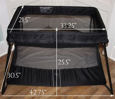 Baby Bjorn Travel Crib Black Baby Bjorn Travel Crib Light 2 Review