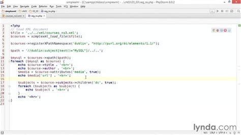 tutorial php namespace creating a custom namespace prefix for xpath