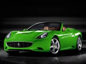 new green car automotive auto concept car picture wallpaper 2012
