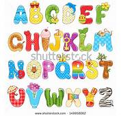 Kids Alphabet Stock Images Royalty Free &amp Vectors