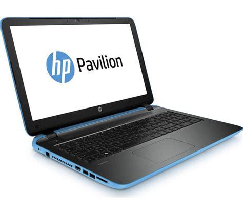 Speaker Laptop Hp Pavilion hp pavilion 15 p247sa refurbished 15 6 laptop with beats audio blue deals pc world