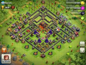 Clash of clans town hall 10 layout clash of clans strategy guide