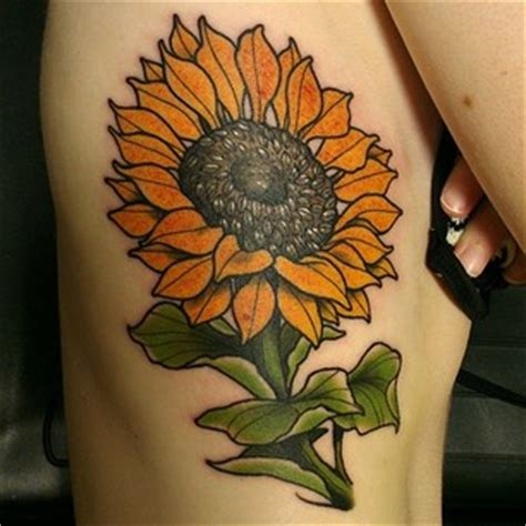 traditional sunflower tattoo traditional sunflower search pircings