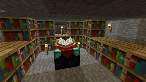 Build A Home Online minecraft enchanting library png jhu press