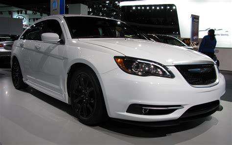Chrysler S 200 by 2012 Chrysler 200 S 2012 Detroit Auto Show Motor