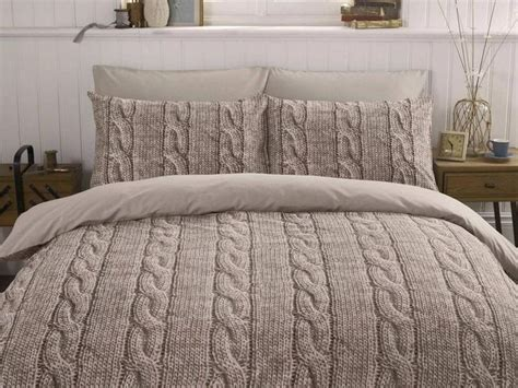 Cable Knit Sweater Comforter by Cable Knit Bedding King Home Design Ideas