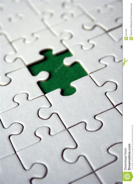 the missing piece puzzle company llc missingpuzzle on green jigsaw piece stock images image 941764