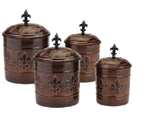 brown kitchen canister sets 17 best images about home decor on pinterest canister