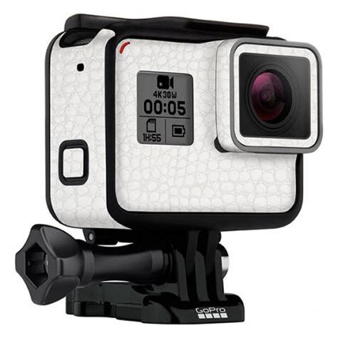 leather series wrap/skins for gopro hero 5
