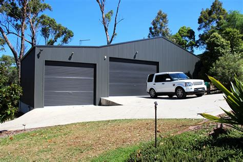 Shed And Garages by Steel Garages And Sheds For Sale Ranbuild