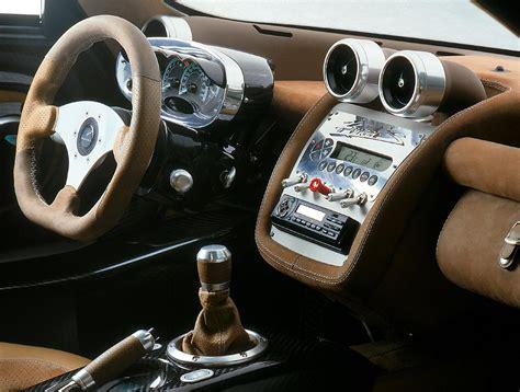 pagani zonda interior the most beautiful car in the world 171 turbo lane