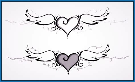 imagenes satanicas a lapiz corazones para dibujar a lapiz faciles www pixshark com