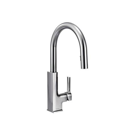 automatic kitchen faucets moen 7594srs moen automatic kitchen faucet little giant