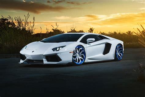Lamborghini Aventador Custom Wheels Dub 174 X 81 Sleeper 3pc Wheels Custom Painted Rims