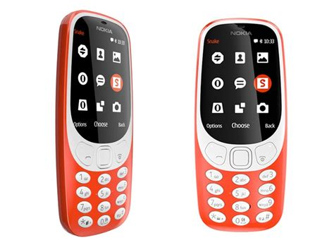 Softcase Nokia 3310 Reborn 2017 the all new nokia 3310 is a nostalgic icon reborn