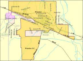 map of winslow arizona opinions on winslow arizona