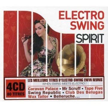 electro swing torrent va electro swing of spirit 4cd box 2012 nu jazz
