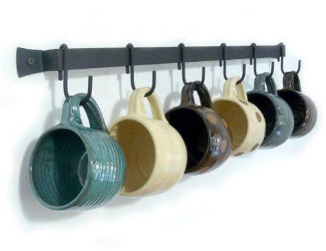 Coffee Cup Wall Rack by Coffee Mug Rack Where The Is