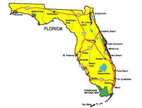 us time zones florida map florida facts symbols tourist attractions