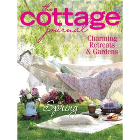 the cottage journal magazine the cottage journal hoffman media