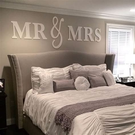 bedroom wall designs decosee com mr mrs wall signs queen size walls bedrooms and