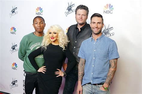 voice judges 2015 usa the voice new artists fight to stand out during blind