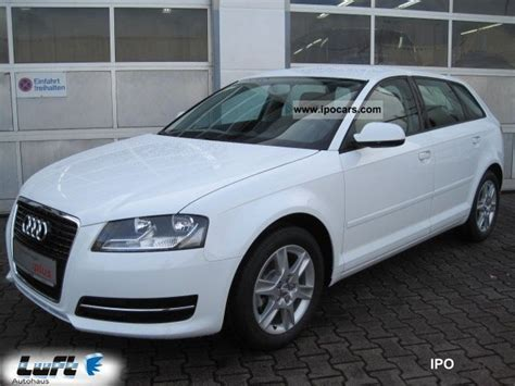 Audi A3 Sportback 1 2 Tfsi audi a3 sportback 1 2 tfsi technical details history