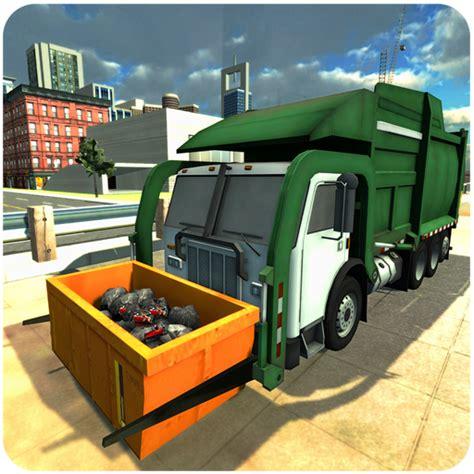 amazone bassura simulador de conductor de cami 243 n de la basura ciudad