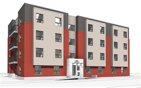 pics for gt 4 storey commercial building floor plan mid rise residential civil and structural engineering
